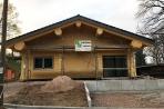 Naturstammfachwerkhaus Kirchberg 7