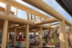 Naturstammfachwerkhaus Rügen Bild 12