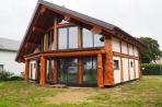 Naturstammfachwerkhaus Rügen Bild 30