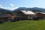 Naturstammfachwerkhaus Wertach 8