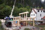 Naturstammfachwerkhaus Ruhla Bild 5