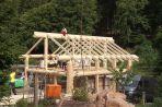 Naturstammfachwerkhaus Ruhla Bild 6