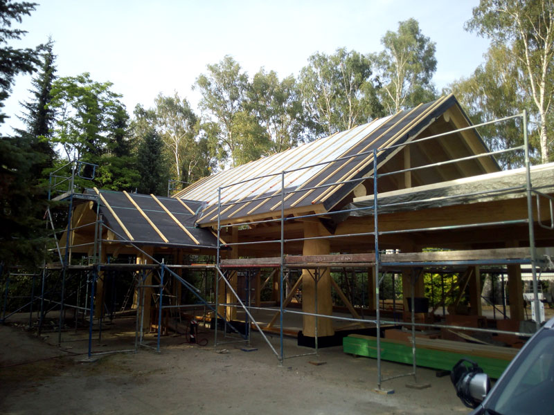 Naturstammfachwerkhaus Wahrenholz Bild 3