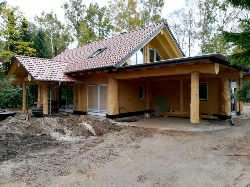 Naturstammfachwerkhaus Wahrenholz Bild 5