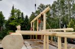 Naturstammfachwerkhaus Wahrenholz Bild 1