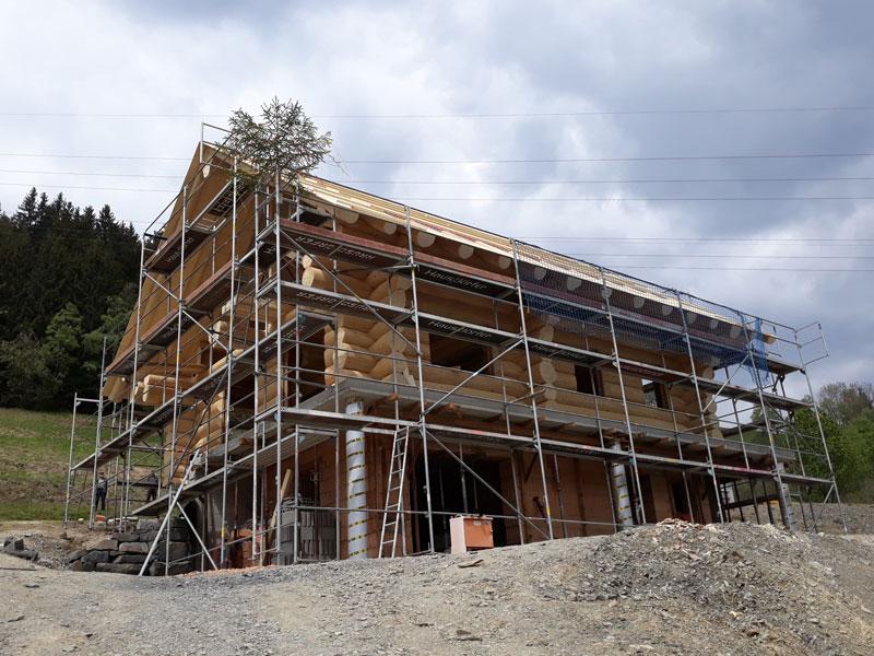 Naturstammblockhaus in Sonneberg Bild 5
