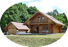 Ferienhaus am Rennsteig