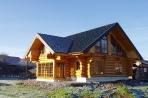 Kundenhäuser Löffler Naturstammhaus