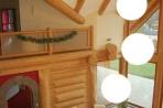 Naturstamm-Fachwerkhaus Innenansichten Bild 7