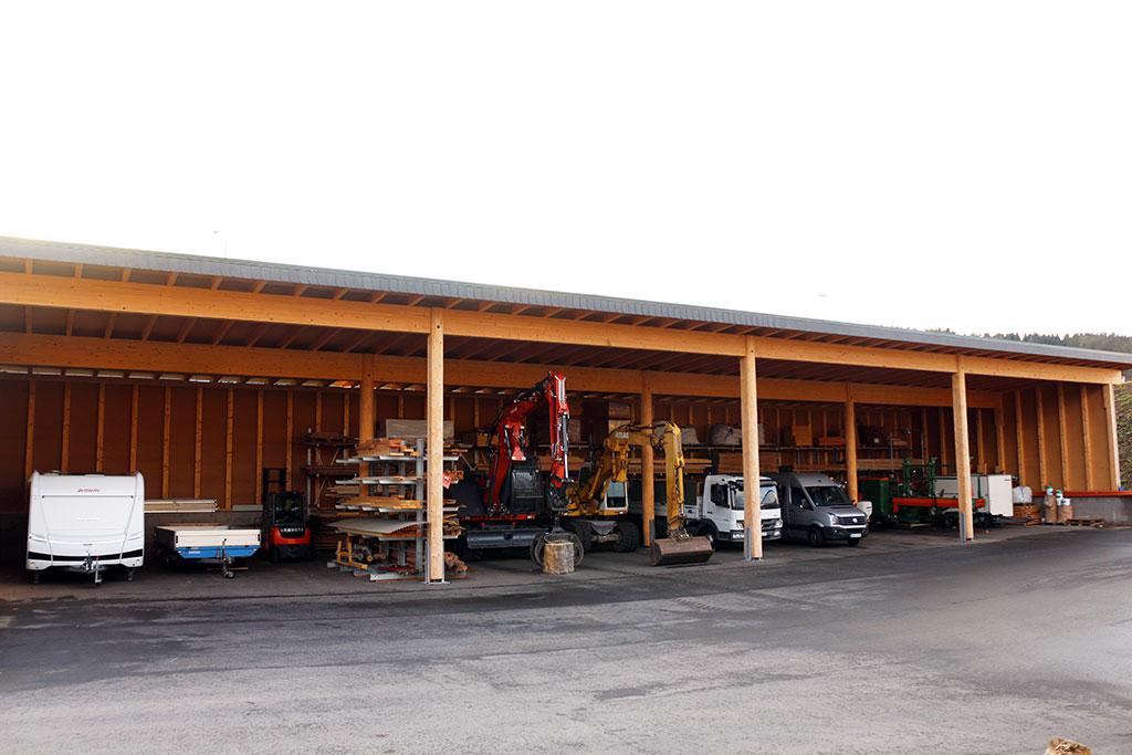 Lager- & Technikhalle Bild 5