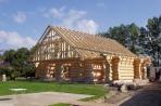 Naturstammhaus Ferienpension Rethwisch 1