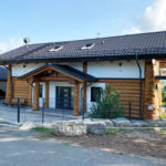 Aussenansicht Stammhausurlaub Brenigs Hütte Schlüchtern
