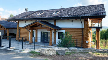 Post and Beam Urlaub im Kinzigtal