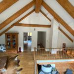 Innenansicht Stammhausurlaub Ferienhaus Schwalm