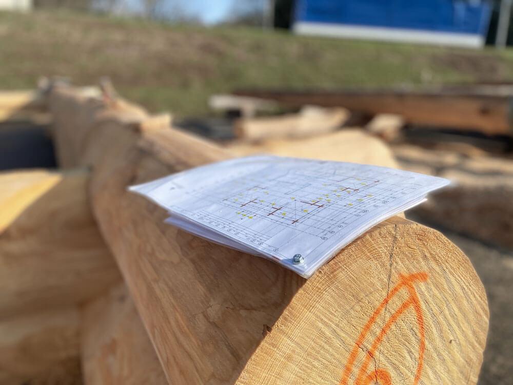 Fertigung Timberjacks Köln
