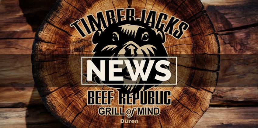 Timberjacks Düren News Titel