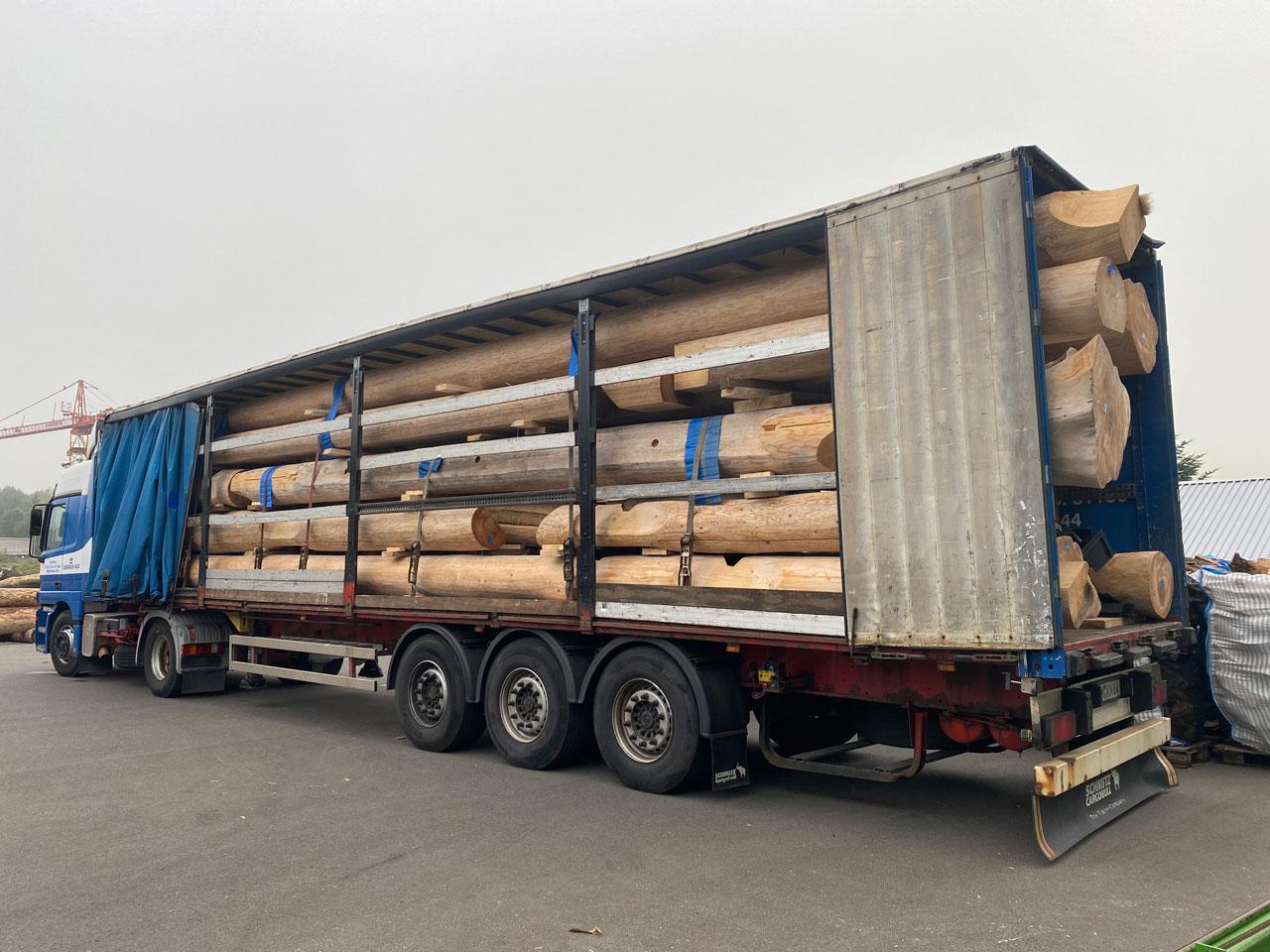 Timberjacks Köln Fertigung